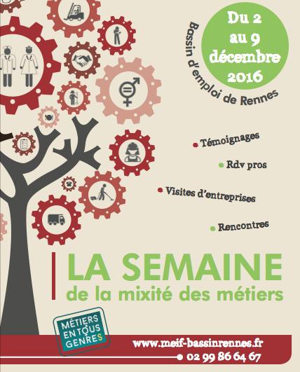 Semaine mixité Face Rennes